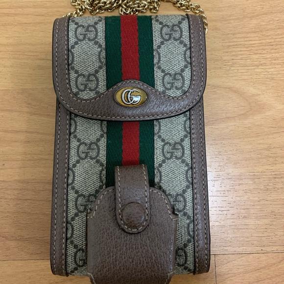 Gucci cellphone case